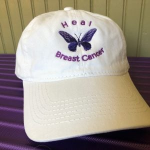 Healing Breast Cancer Hat