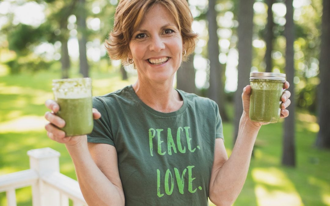 Peace. Love. Kale. Amazing Moms Healing Cancer Journey
