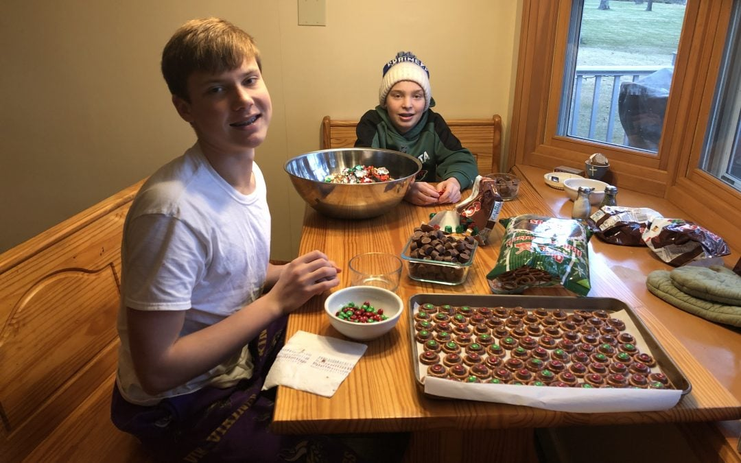 Christmas Activity and Gift for Amazing Moms on their Healing Cancer Journey