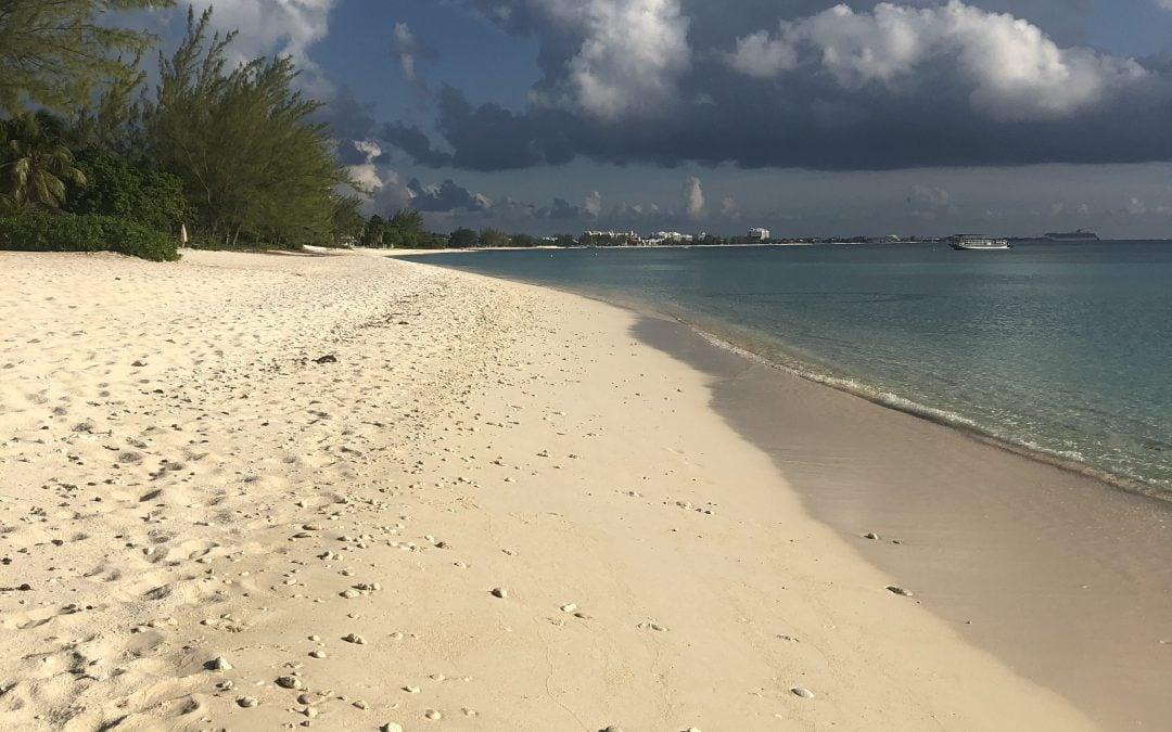 Day 3: Super-Busy Cancer Mom's Grand Cayman Prescription