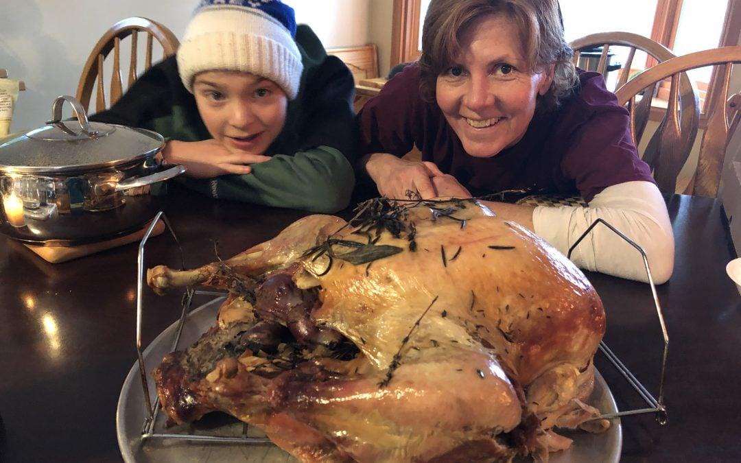 Post-Thanksgiving Turkey Recipe: Amazing Mom's Healing Cancer Journey